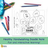 Doodle Note: Healthy Handwashing