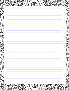 Doodle Note Taking Pages