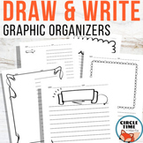 Write and Draw Templates