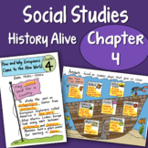 Doodle Notes - History Alive Chapter 4 - How & Why Europeans Came to New World