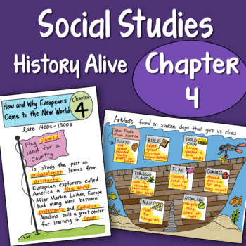 History Alive Chapter 4 Worksheets Teaching Resources TpT