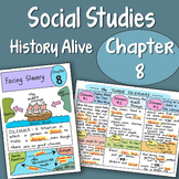 Doodle Fold - History Alive Chapter 8 - Facing Slavery