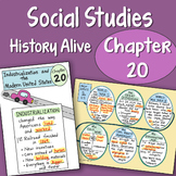 Doodle Notes History Chapter 20 Industrialization & the Modern United States