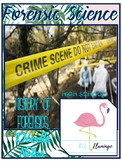 Doodle Notes: History of Forensic Science