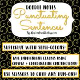 Doodle Notes Language Arts: Combining Sentences