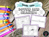 Doodle Notes: Sound and Hearing