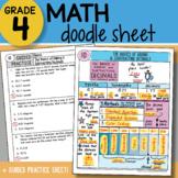 Math Doodle - The Basics of Adding & Subtracting Decimals