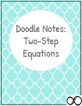 Doodle Notes: Two-Step Equations