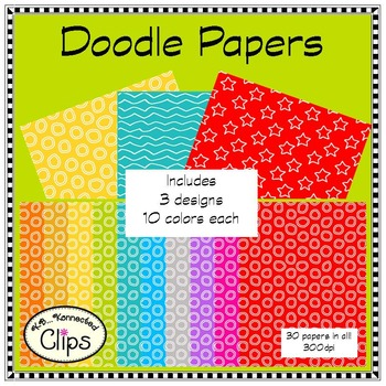 Doodle Papers