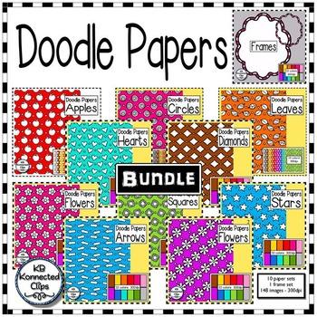 Doodle Papers Bundle