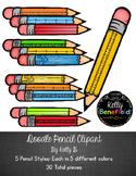 Doodle Pencil Clipart
