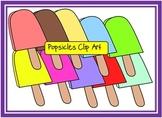 Doodle Popsicle Clip Art
