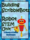 Doodle Robots STEM Unit: Science and Literacy Lesson Set