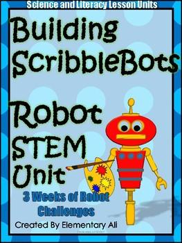 Doodle Robots STEM Unit: Science and Literacy Lesson Set