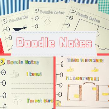 Doodle ( Sketch ) Notes