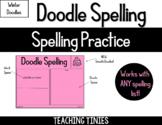 Doodle Spelling - Spelling Practice (Winter Edition)