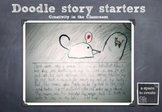 Doodles and Stories worksheets - Creativity Lessons