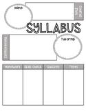 Doodle Syllabus