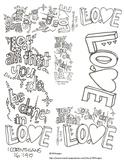 Doodle Verse: 1 Corinthians 16:14