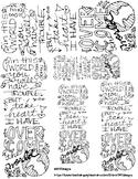 Doodle Verse: John 16:33