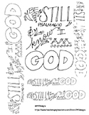 Doodle Verse: Psalm 46:10
