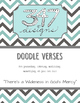 Doodle Verse: Wideness in God's Mercy