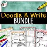 Doodle & Write Bundle - Halloween, Thanksgiving, Christmas