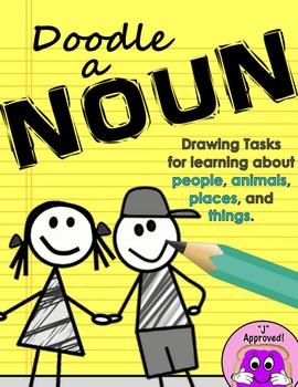 Doodle a Noun! (Common Nouns)
