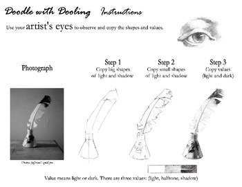 Drawing, Doodle with Dooling How to Draw Book