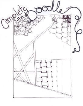 picture about Free Printable Zentangle Worksheets referred to as Zentangle Coach Worksheets Training Components TpT