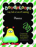 DoodleLoops Phonics (2nd Edition, Book 7)