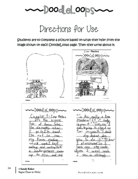 DoodleLoops Super Draw to Write (2nd Edition, Book 2)