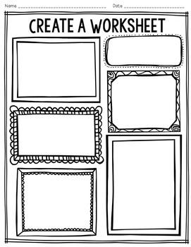 Doodled Frame Clip Art
