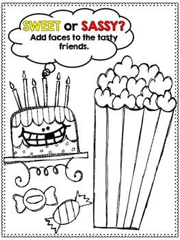 Doodles Drawing Activities