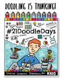 Doodling is Thinking: 21 Doodle Days