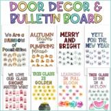 Door Decor for the YEAR Bundle 2