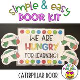 Door Decoration Kit: Hungry Caterpillar