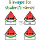 Door Decoration Kit: Watermelon
