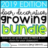 Door Decoration MEGA Growing Bundle 2019!!!