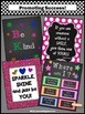 Where am I Office Door Sign Colorful Back to School Classroom Decor BUNDLE