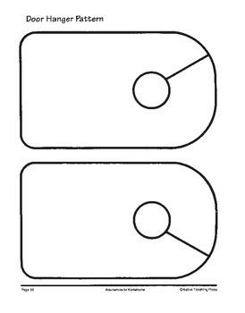 Door Hanger Activities