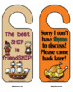 Door Hangers - A Fun Thanksgiving FREEBIE!