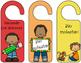 Door Hangers «Cartel para puerta»