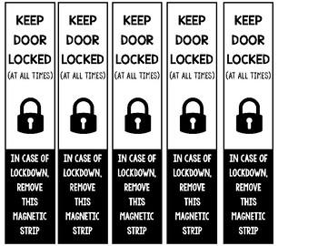 Door Latch Cover - Quick Lockdown