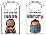 Door Tags For Your Classroom