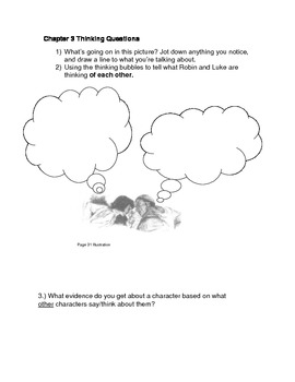 Door in the Wall student packet CCSS meet critical thinking strategies