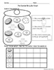 Doorbell Rang Graphing, Sorting, Writing Worksheets Bundle