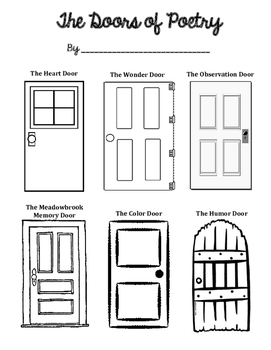 Doors of Poetry