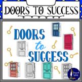 Doors to Success Bulletin Board