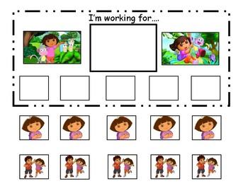Dora Token Board